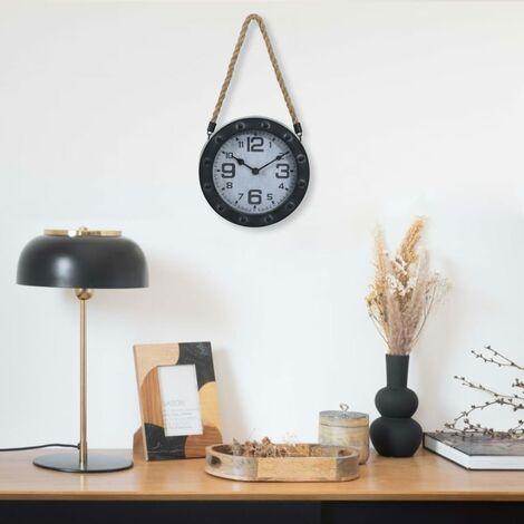 MercartoXL Rampe d'escalier en acier inoxydable 2 barres transversales 100cm parapet mains courantes garde-corps