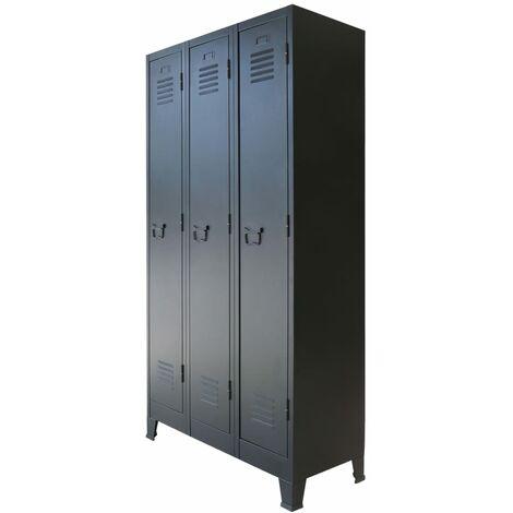 MercartoXL Rampe d'escalier en acier inoxydable 2 barres transversales 180cm parapet mains courantes garde-corps