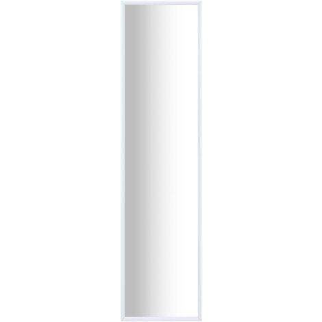 MercartoXL Rampe d'escalier en acier inoxydable 2 barres transversales 80cm parapet mains courantes garde-corps