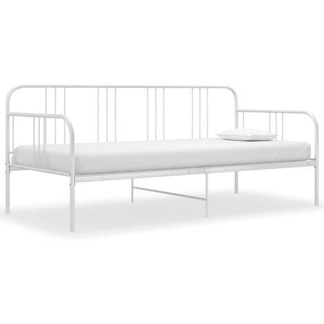 MercartoXL Rampe d'escalier en acier inoxydable 4 traverses 100cm parapet garde-corps garde-corps