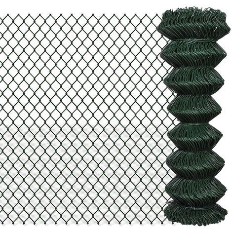 MercartoXL Rampe d'escalier en acier inoxydable 5 barres transversales 120cm parapet mains courantes garde-corps