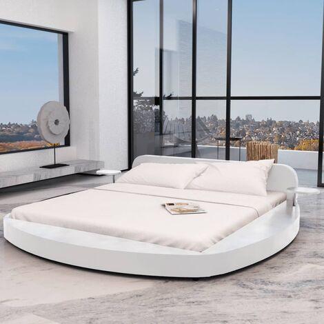 MercartoXL Rampe d'escalier en acier inoxydable 5 barres transversales 180cm parapet mains courantes garde-corps