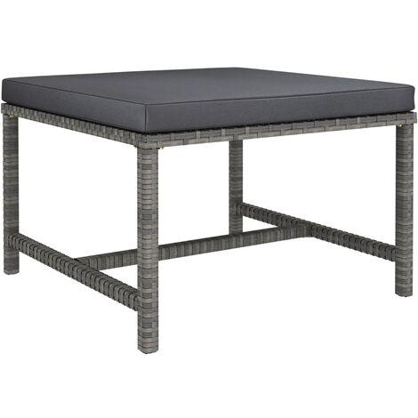MercartoXL Rampe d'escalier en acier inoxydable sans barres transversales 80cm parapet mains courantes