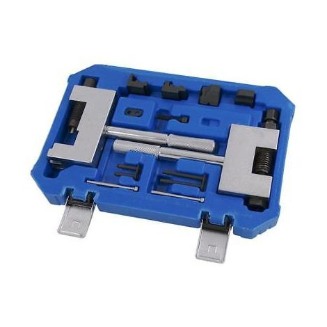 Mercedes Benz Timing Chain Riveting Tool Set Engine Parts Garage Tools