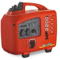 Mercure - Groupe électrogène Inverter 2200W (compact et silencieux) - MF 2200 i