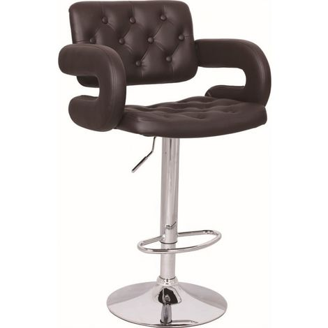 Amazing Mercury Pu Swivel Faux Leather Breakfast Kitchen Bar Stools Pub Barstools Cjindustries Chair Design For Home Cjindustriesco