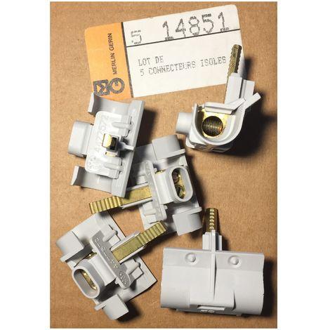 Merlin Gerin 14851 Conjunto de 5 conectores 25 mm