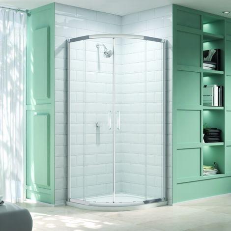 Merlyn 8 Series 800 X 800 2 Door Quadrant Shower Enclosure