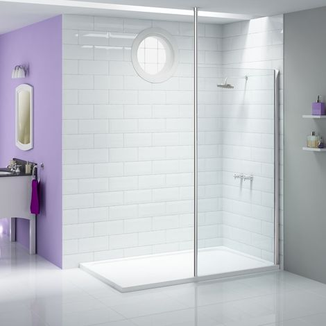 Merlyn Ionic Showerwalls 3m Vertical Support Post