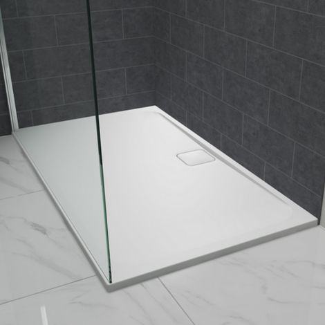 Merlyn Level25 1600 X 900 Rectangle Shower Tray With Fast Flow Waste