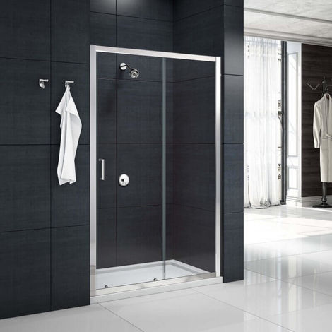 Merlyn MBox 1600mm Sliding Shower Door