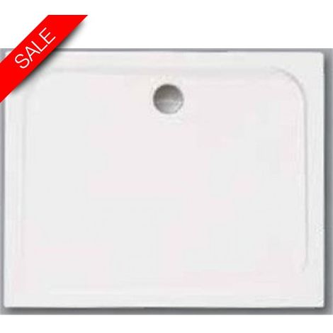 Merlyn Mstone 1700 X 800 Rectangular Shower Tray With Fast Flow Waste