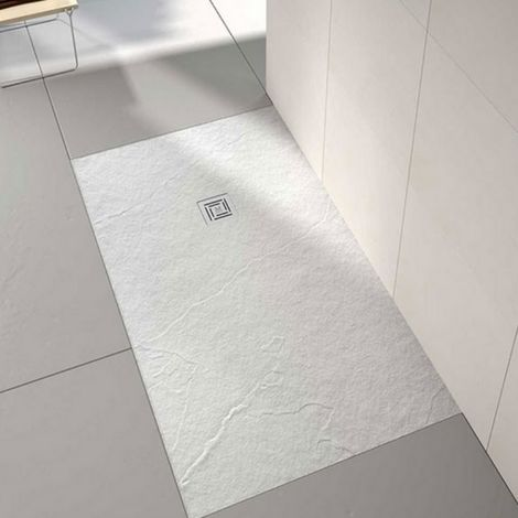 Merlyn Truestone 1600 X 800 Rectangular Shower Tray White