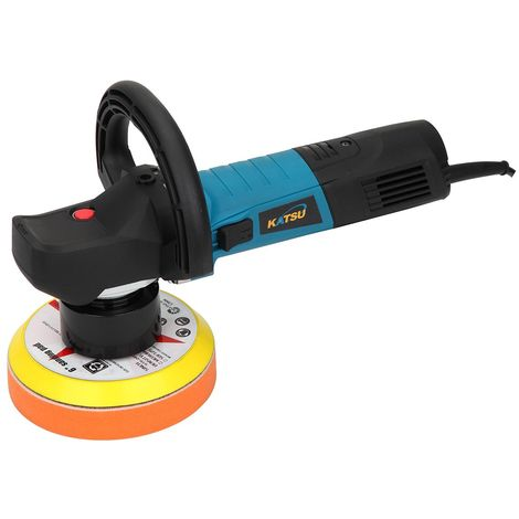 Merry Tools 600W Power Dual Action Polishing Machine Car Boat Motorbike Polisher
