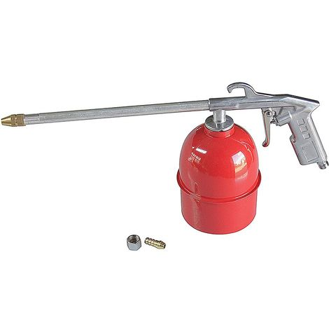 Merry Tools Long Nozzle Paraffin Diesel Air Spray Gun Engine Cleaner