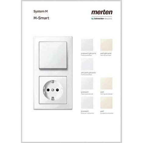 Merten Musterkoffermodul MEGMKM003
