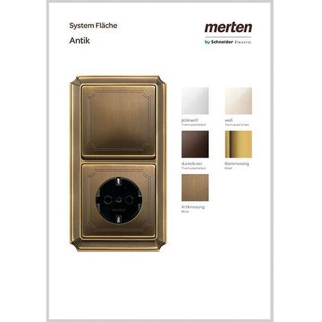 Merten Musterkoffermodul MEGMKM015