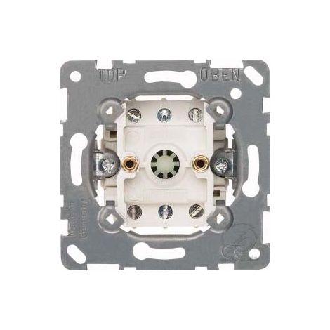 PEHA Taster-Einsatz1 Schließer 1polig 550 Schalter Stecker Unterputz Steckklemme