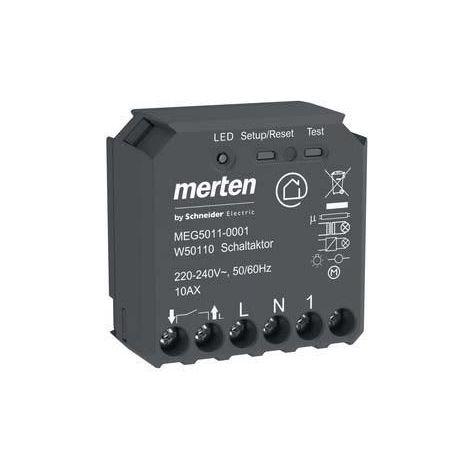 Merten Wiser Schaltaktor MEG5011-0001