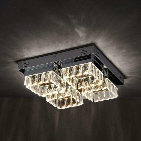 Meryem - lámpara LED techo, atenuable interruptor