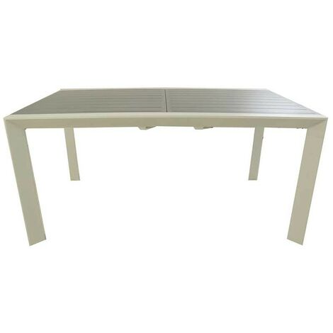 Mesa aluminio extensible 200 cm a 300 cm