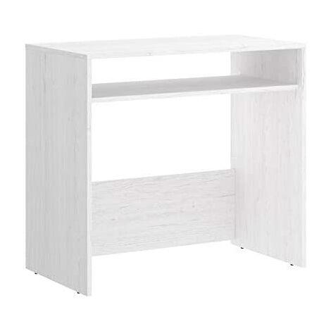 """main image of """"Mesa Auxiliar taller o escritorio 1 estante. Medidas: alto 75 cm. ancho 79 cm. fondo 50 cm."""""""