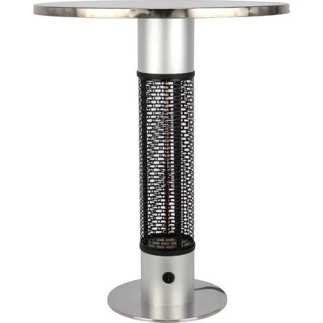 Mesa calentador electrico para Jardin Colin - Metal