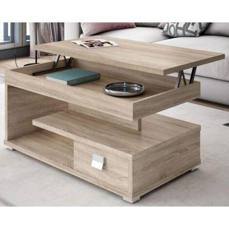 Mesa centro elevable varios colores a elegir 51 cm(alto)111 cm(ancho)56 cm(largo) Color Cambrian