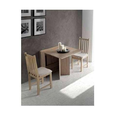 Mesa de cocina o comedor plegable