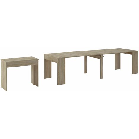 Mesa de comedor consola extensible hasta 301 cm