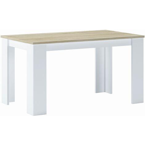 Mesa de Comedor de 140 cm