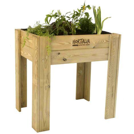 Mesa de cultivo Garden Brico Hortalia 120 x 80 x 40 cm