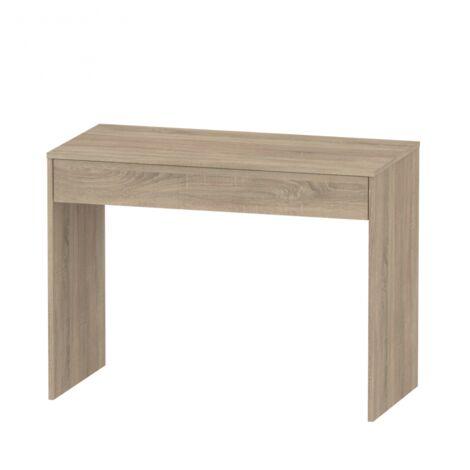 Mesa de despacho con 1 cajon Tibet dos colores a elegir 75 cm(alto)100 cm(ancho)50 cm(fondo)