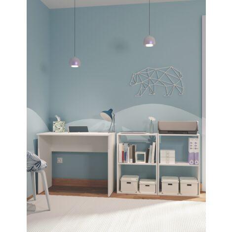 Mesa de despacho Turin dos colores a elegir 75 cm(alto)90 cm(ancho)50 cm(fondo)