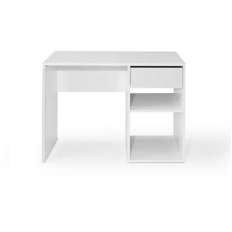 Mesa de Escritorio Burgos 5010 con cajón (ancho 100cm)