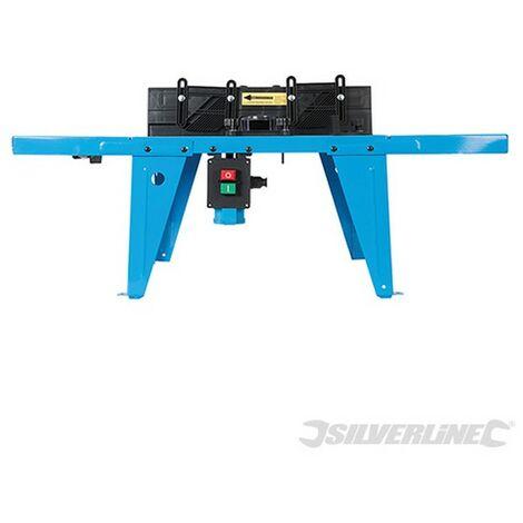 Mesa de fresado con transportador de ángulos (RU) (850 x 335 mm)