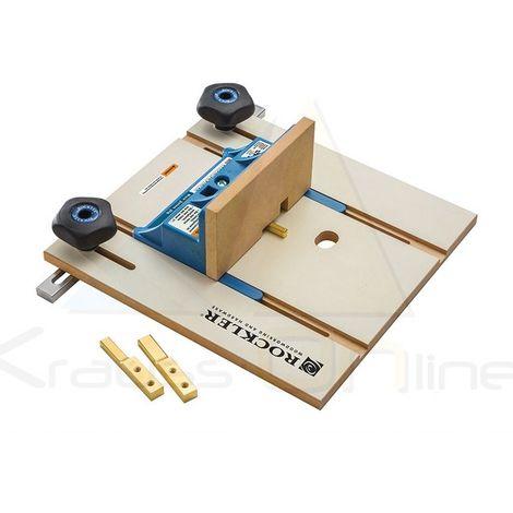 Mesa de fresado para juntas de caja y espiga (Rockler-422866)