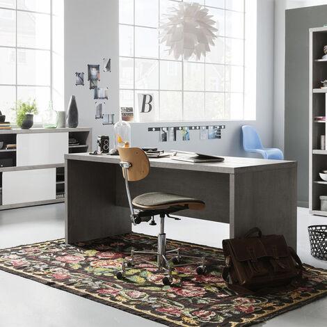 Mesa de madera diseño moderno para oficina y despacho XXL