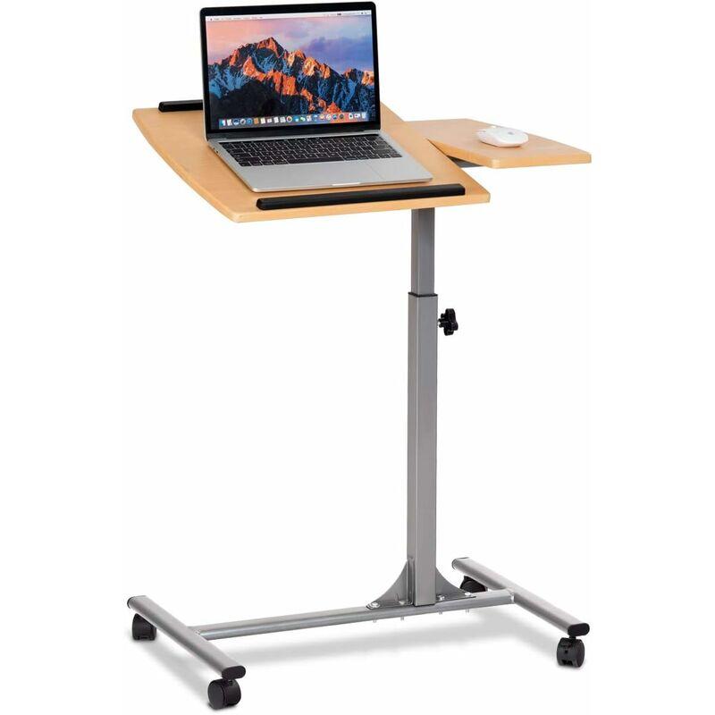 Escritorio Para Computadora.Mesa De Ordenador Con Tabla Inclinada Altura Ajustable Escritorio Para Computadora Laptop Portatil