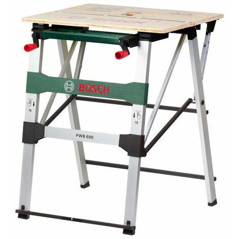 Mesa de trabajo Bosch PWB 600
