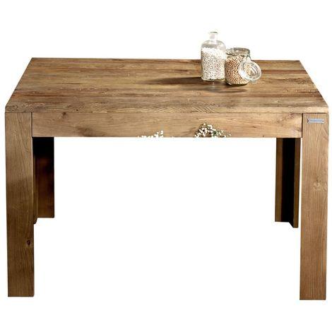Mesa extensible de madera Eucalipto Guarnieri Eucalipto 140