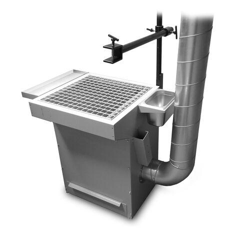 Mesa para corte con plasma manual con pletinas de apoyo 1970033