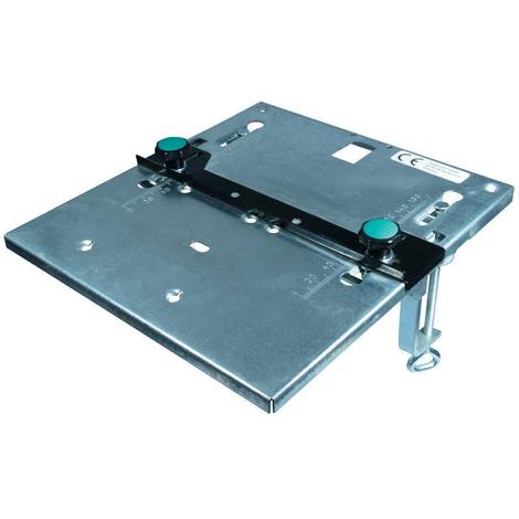 Mesa para sierra de calar (CE) 320 x 300 mm Wolcraft