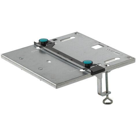 Mesa para sierra de calar (CE) 320 x 300 mm - Wolfcraft - 6197000