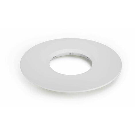 Mesa redonda blanca Mediterraneo - 50151011541993