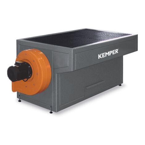 Mesa sólida para soldadura manual con ventilador y cajón 95021111