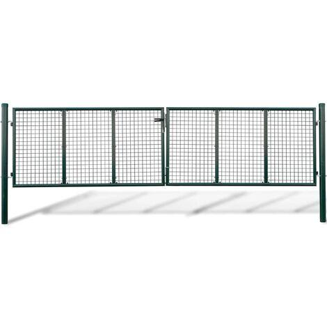 Mesh Garden Gate 415 x 175 cm / 400 x 125 cm