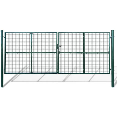 Mesh Garden Gate 415 x 200 cm / 400 x 150 cm VD03963