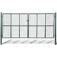 Mesh Garden Gate 415 x 225 cm / 400 x 175 cm