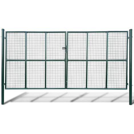 Mesh Garden Gate 415 x 225 cm / 400 x 175 cm VD03964